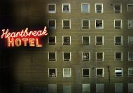 All'HeartBreak Hotel, esplorazione del dolore a due