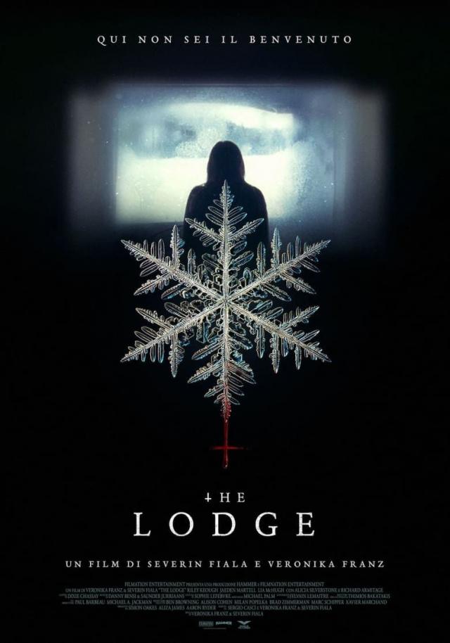 The Lodge: il gelo in famiglia