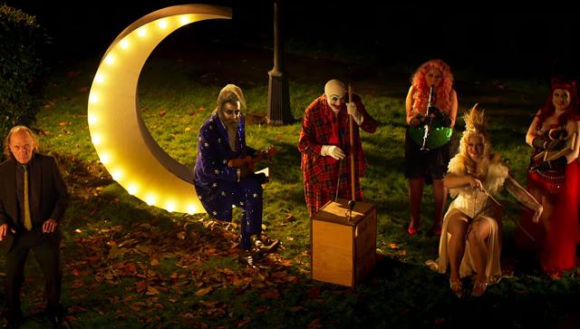 The Show - al gran circo di Alan Moore
