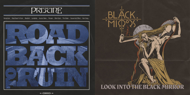 Pristine e Black Mirrors, pillole blues da un caldo Nord