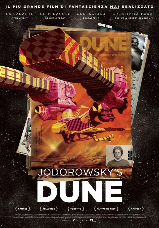 Jodorowsky's Dune: il più fecondo fallimento della storia del cinema