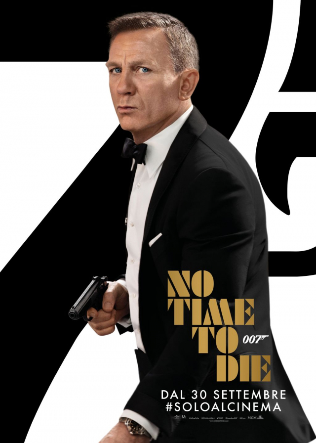 No Time To Die – spie ai tempi del virus