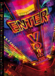 Enter the Void, la psicodissea di Noé